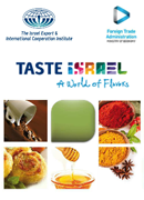 Taste of Israel at Kosherfest