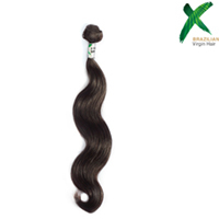 XTRESS 100% Cheveux Entension Humain Ondulé 1pc 10g